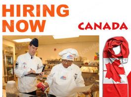 Food Services Needed In Canada