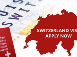 Switzerland Visa lottery